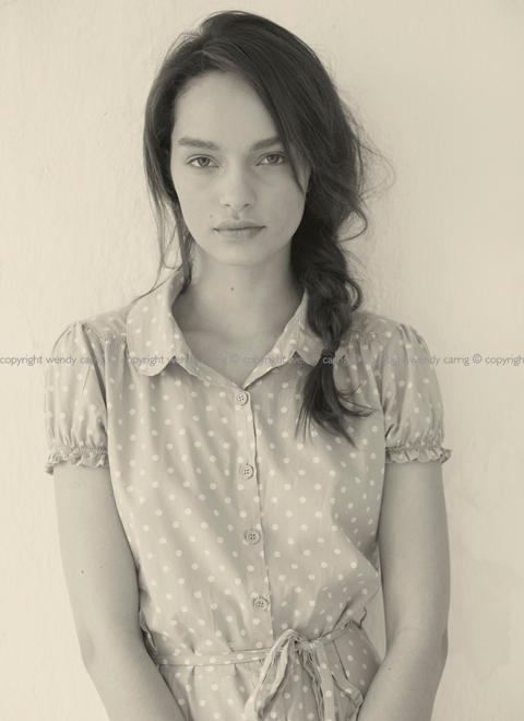 luma grothe, model, photography © copyright wendy carrig