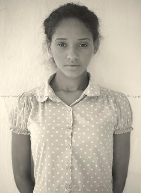 sharmina model, photography © copyright wendy carrig