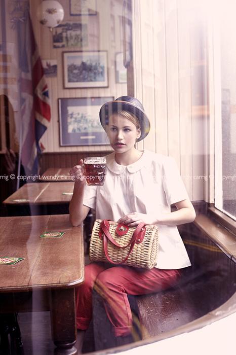 model - tatiana shamratova, photography by wendy carrig