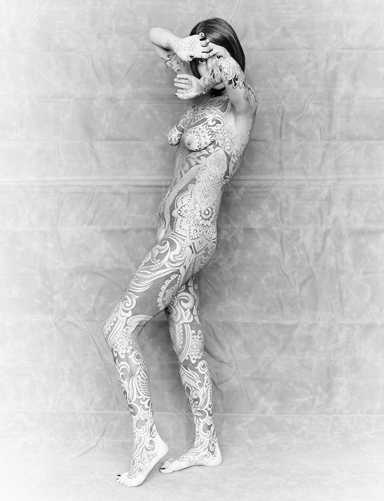 The Tattooed Lady