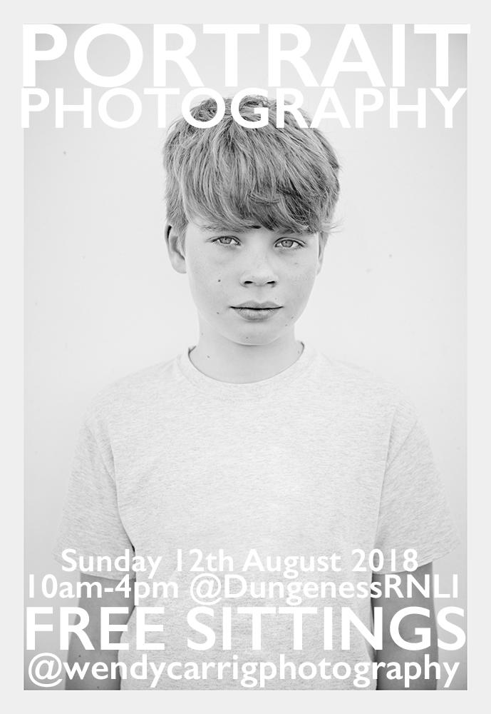 #portraitphotography #popupstudio2017