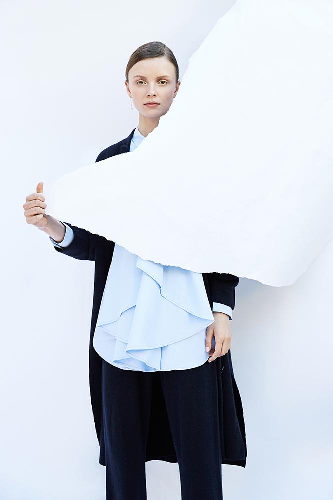 Paper Cuts - Fashion editorial