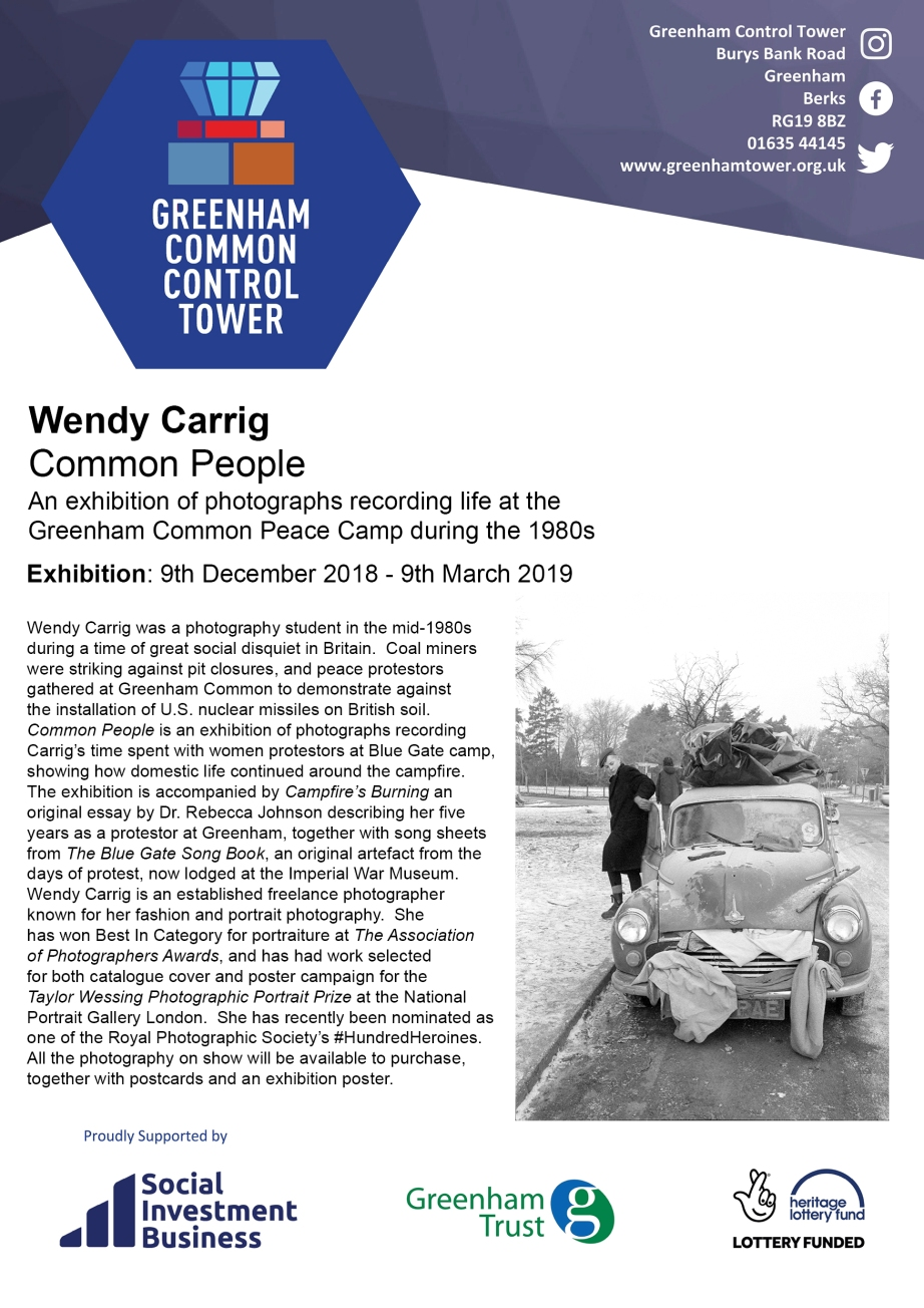 Wendy Carrig Photography Exhibition Common People