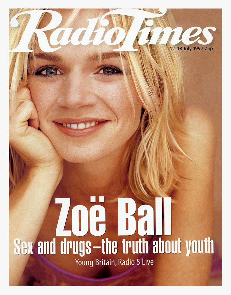 Zoe Ball